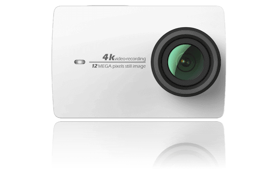 Xiaomi Yi 4K Action Camera 2 Travel Edition